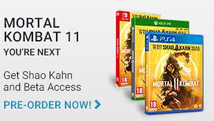 Mortal Kombat 11 Pre order Now