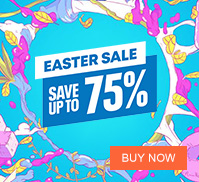 Easter Sale 2021