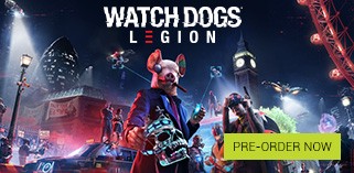 Watch Dogs: Legion Pre order Now