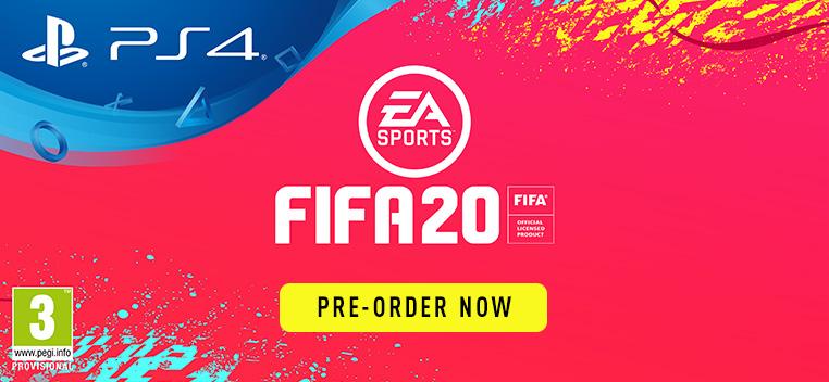 Fifa 20 Pre Order Now