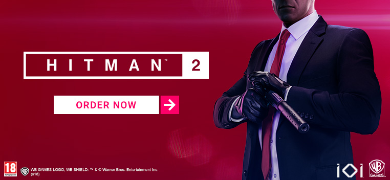 HItman 2 Out Now