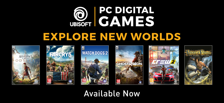 Ubisoft PC Digital Games