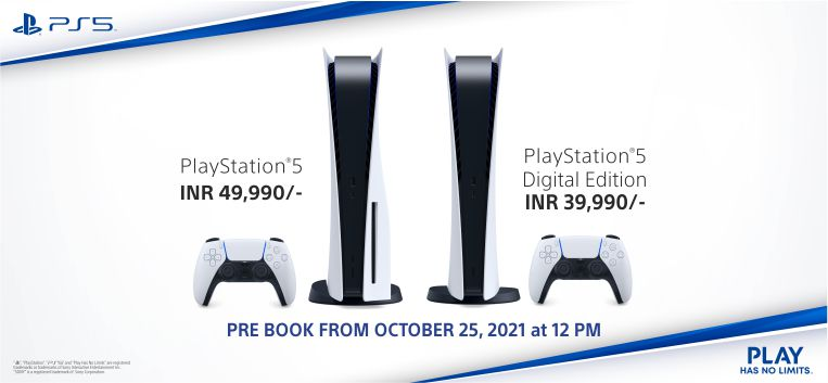 Playstation 5 Pre Order Now