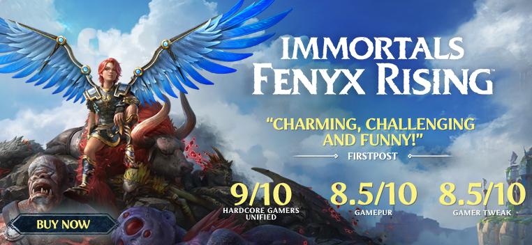 FREE DEMO of Immortals Fenyx Rising