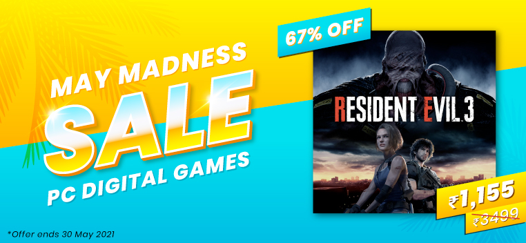 RE3 May Madness Offer