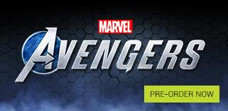 Marvel Avengers Pre-Order now