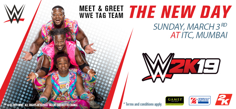 Meet & Greet WWE Tag Team