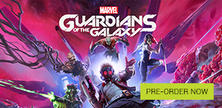 Guardians of Galaxy Pre Order now