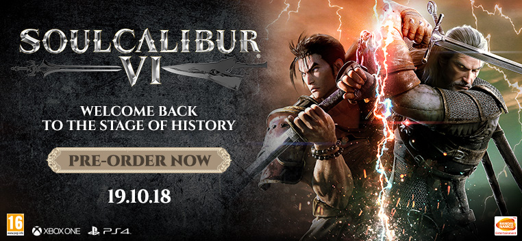 Soul Caliber 6 Preorder Now