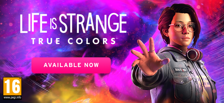 Life is Strange: True colors Available Now