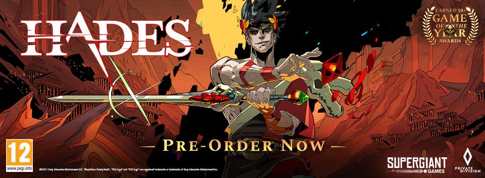 Hades Preorder