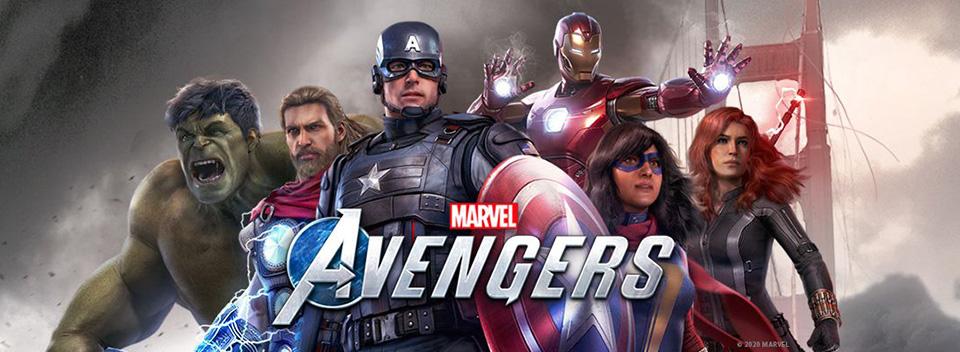 Marvels Avengers Pre order Now