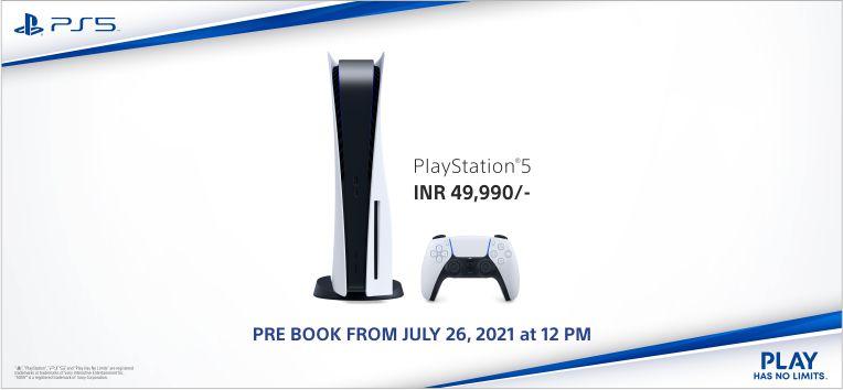 PS5 Pre Book