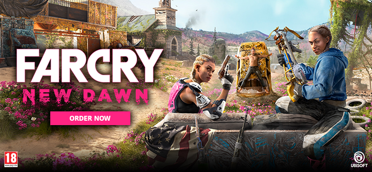 Far Cry New Dawn Order Now
