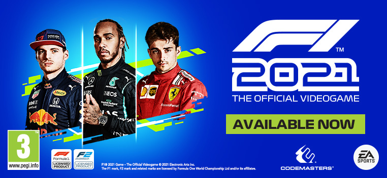 F1 2022 Order now