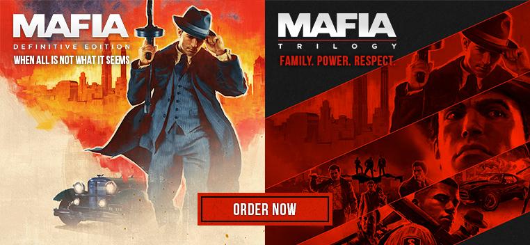 Mafia Definitive Order Now