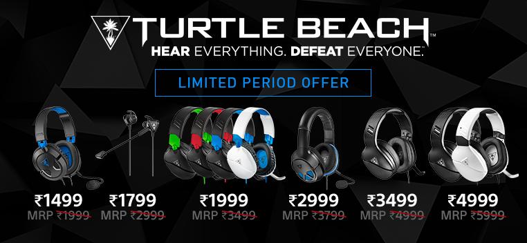 Turtle Beach Offer