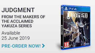 Judgment Pre order Now
