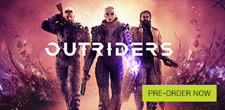 Outriders Pre order Now