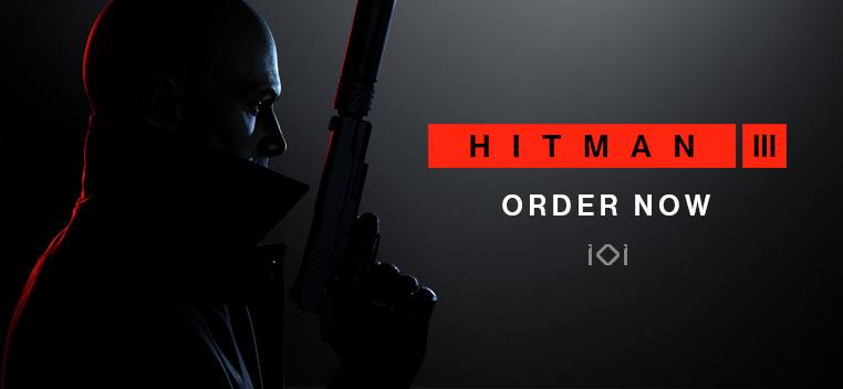 Hitman 3 Order Now