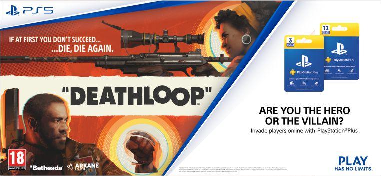 Deathloop Pre Order Now