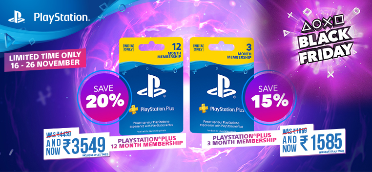 PS Plus Offer