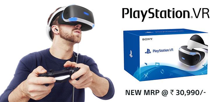 Playstation VR Offer