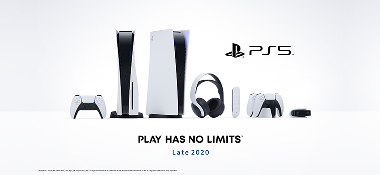 PS5 Announced