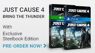 Just Cause 4 Pre order Now