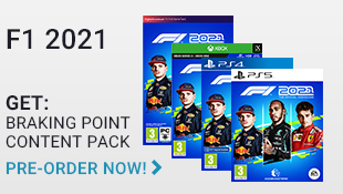 F1 2021 Pre Order Now