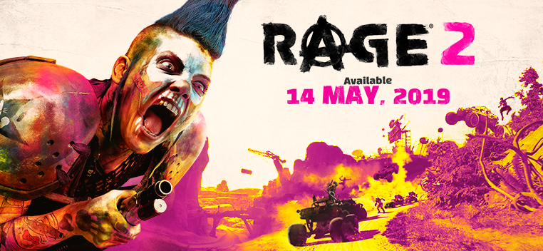 Rage  2 Pre order Now