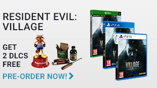 Resident Evil Village Pre order Now