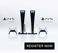 Playstation 5 Registration