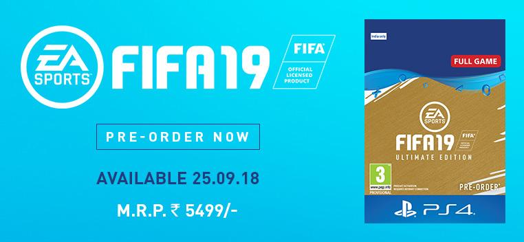 Fifa 19 Ultimate Edition Pre order