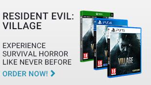 Resident Evil Village Order Now