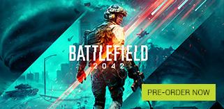 Battlefield 2042 Pre Order Now