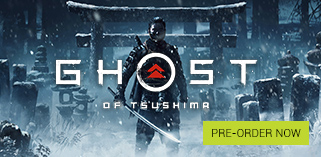 Ghost of Tsushima Pre order Now