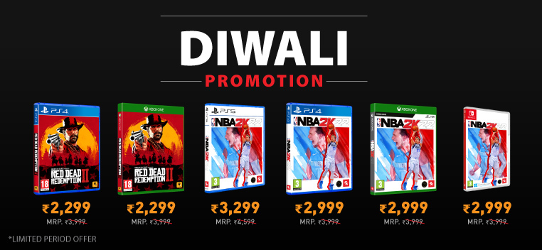 Diwali Promotion