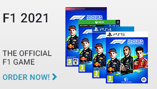 F1 2021 Order Now