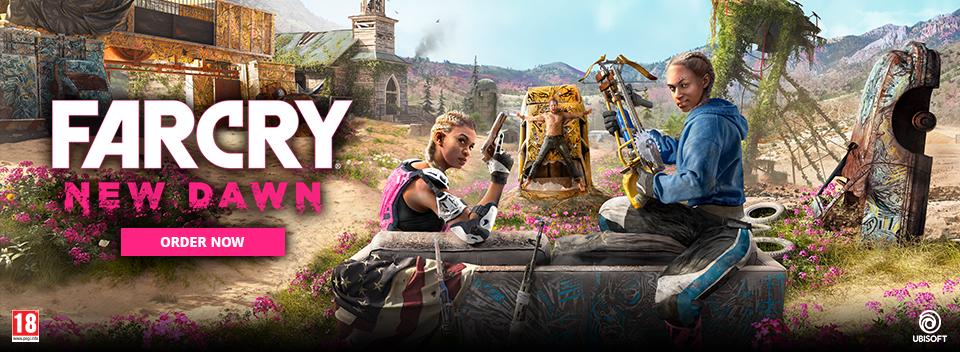 Far Cry New Dawn Order Now