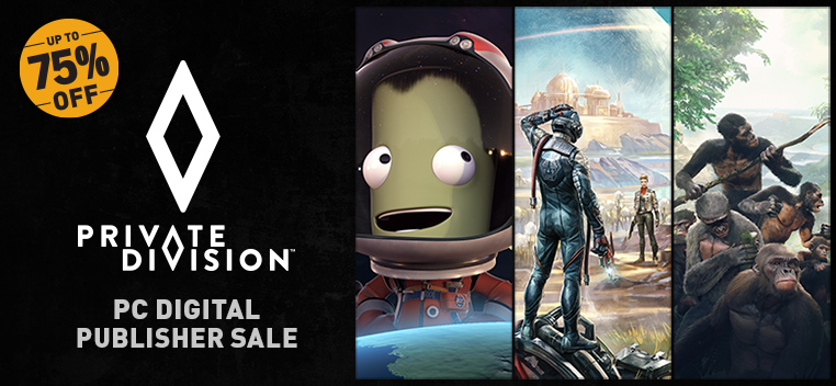 Private Division Sale - May 21