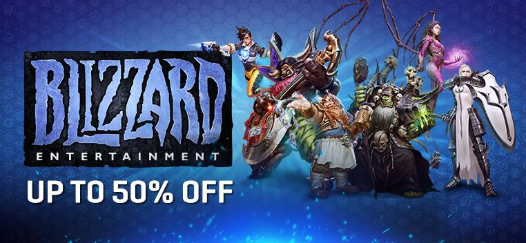 Blizzard Sale Nov 2018
