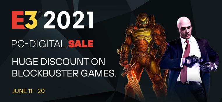 E3 PC Digital Sale