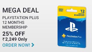 PSN 12 Months 25% Offer