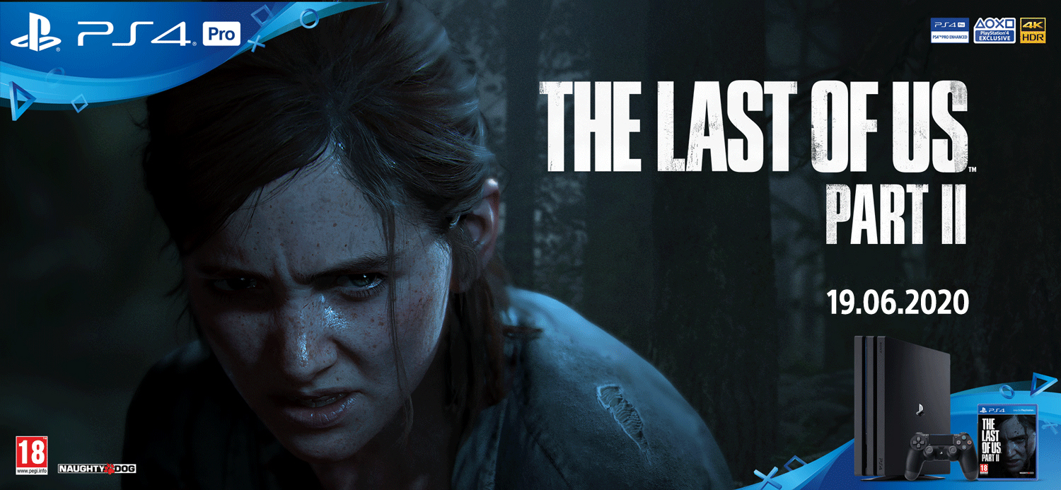 The Last of Us Part II Pre order Now