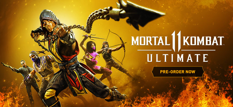 Mortal Kombat 11 Ultimate Limited Edition Pre order Now