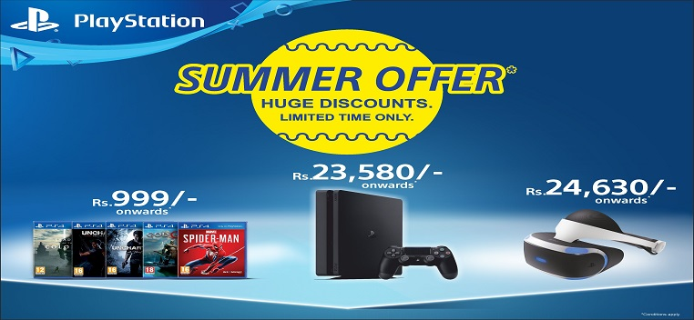 Sony Summer Sale