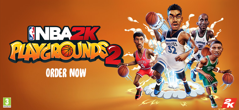 NBA 2K Playgrounds 2 Out Now