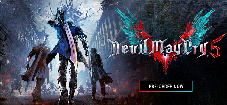 Devil May Cry 5 PN