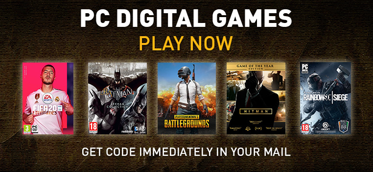 Digital PC Games